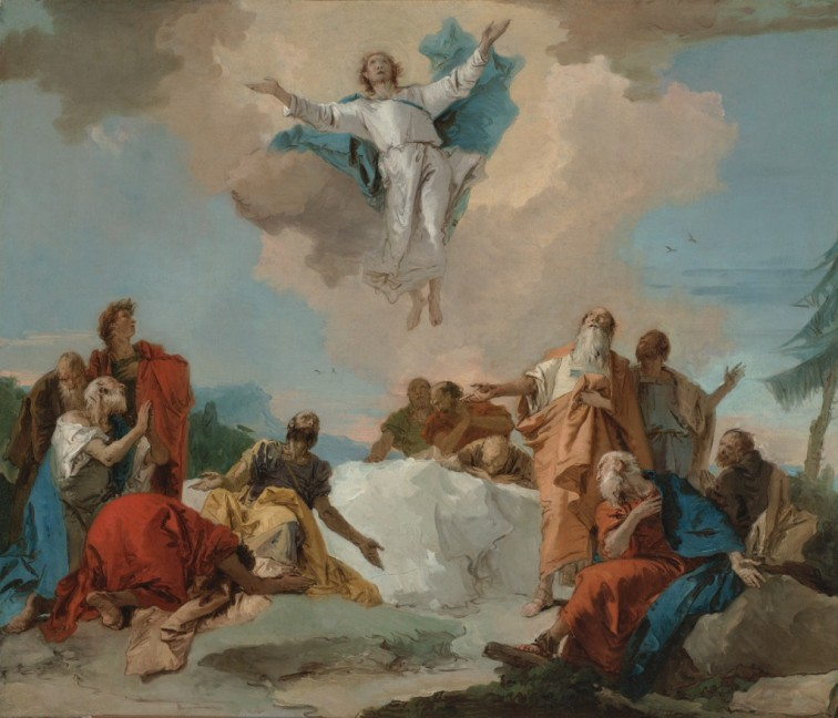 Photo - Ascension Of Jesus
